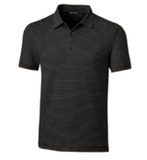 Men's Forge Polo Pencil Stripe Tailored Fit Thumbnail