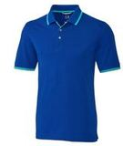 Advantage Tipped Polo Big and Tall Bolt with Newport Thumbnail