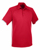 Under Armour Mens Corporate Rival Polo Red Thumbnail