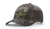 Richardson Unstructured Twill Camo Cap Thumbnail