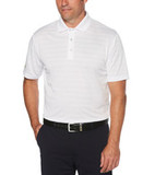 Jack Nicklaus Shadow Textured Polo Bright White Thumbnail