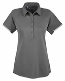 Under Armour Ladies' Corporate Rival Polo Graphite Thumbnail