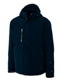 Men's Cutter & Buck Big & Tall WeatherTec Sanders Jacket Navy Blue Thumbnail