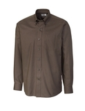 Men's Cutter & Buck L/S Epic Easy Care Nailshead Monarch Thumbnail