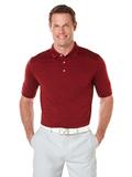 Callaway Opti-vent Knit Polo Shirt Zinfandel Thumbnail