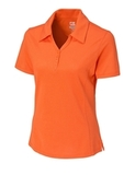 Women's Cutter & Buck DryTec Extended Sizes Championship Polo Shirt Atomic Thumbnail