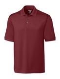Cutter & Buck Men's DryTec Big & Tall Advantage Polo Shirt Bordeaux Thumbnail