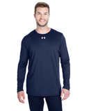 Under Armour Men's Long-Sleeve Locker Tee 2.0 Midnight Navy Thumbnail