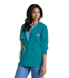 Women's Cardigan Warm-up TEAL (BTP) Thumbnail