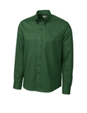 Men's Cutter & Buck L/S Epic Easy Care Nailshead Hunter Thumbnail