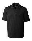 Cutter & Buck Men's DryTec Big & Tall Advantage Polo Shirt Black Thumbnail