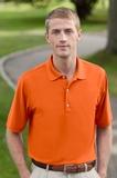 Greg Norman Play Dry Mesh Polo Orange Thumbnail