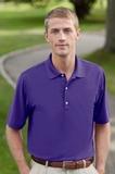 Greg Norman Play Dry Mesh Polo Purple Thumbnail