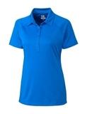 Women's Cutter & Buck DryTec Lacey Polo Shirt Digital Thumbnail