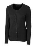 Women's C & B Lakemont Cardigan Black Thumbnail