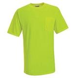 Hi-visibility T-shirt Yellow Green Thumbnail