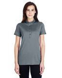 Women's Under Armour Corporate Performance Polo 2.0 Graphite Thumbnail