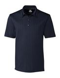 Cutter & Buck Men's DryTec Big & Tall Hamden Jacquard Polo Shirt Liberty Navy Thumbnail