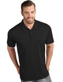 Antigua Tribute Golf Shirt Black Thumbnail