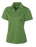 Women's Cutter & Buck DryTec Extended Sizes Genre Polo Shirt Putting Green Thumbnail