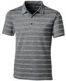 Forge Polo Heather Stripe Tailored fit Thumbnail