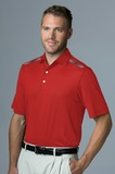 Greg Norman Play Dry Aerated Weatherknit Polo Shirt Bullseye Thumbnail