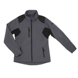 Women's Reebok Softshell Playshield Jacket Graphite Thumbnail