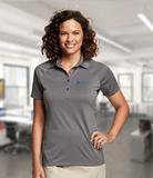 Women's Cutter & Buck DryTec Lacey Polo Shirt Thumbnail