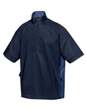 Icon Windshirt Navy with Mountain Blue Thumbnail