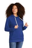 Next Level Unisex Beach Fleece Pullover Hoodie Royal Thumbnail