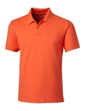 Cutter & Buck Men's Forge Polo Tailored Fit College Orange Thumbnail