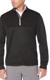 Ottoman 1/4-Zip Pullover Black Thumbnail