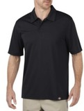 Industrial Performance Polo Shirt Black Thumbnail