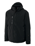 Men's Cutter & Buck Big & Tall WeatherTec Sanders Jacket Black Thumbnail
