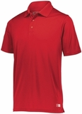 Russell Athletic Essential Polo True Red Thumbnail