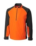 Men's Cutter & Buck WeatherTec Summit Half Zip Vivid Thumbnail