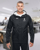 Under Armour Men's Ace Rain Jacket Black Thumbnail