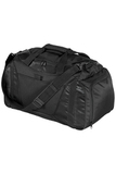Improved Two-tone Small Duffel Black with Black Thumbnail