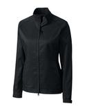 Women's Cutter & Buck WeatherTec Blakely Jacket Black Thumbnail