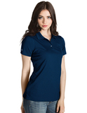 Women's Inspire Polo Navy Thumbnail