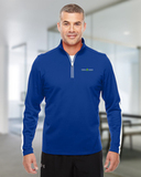 Under Armour Men's Qualifier 1/4 Zip Royal Thumbnail