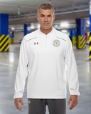 Under Armour Men's Ultimate Long Sleeve Windshirt White Thumbnail