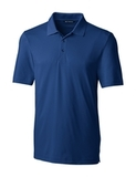 Cutter & Buck Men's Forge Polo Tour Blue Thumbnail