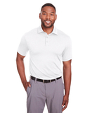 Under Armour Mens Corporate Playoff Polo White Thumbnail