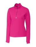 Women's Cutter & Buck Traverse Half-Zip Jersey Knit Refresh Thumbnail