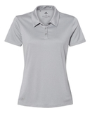 Women's Heathered Sport Shirt Mid Grey Heather Thumbnail