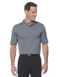 Callaway Opti-vent Knit Polo Shirt Quiet Shade Thumbnail