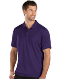 Antigua Balance Polo Dark Purple Thumbnail