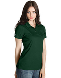 Women's Inspire Polo Dark Pine Thumbnail