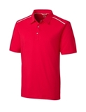 Cutter & Buck DryTec Fusion Polo Red Thumbnail